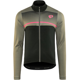 PEARL iZUMi Select LTD Thermal Jersey Men smoked pearl/black diffuse